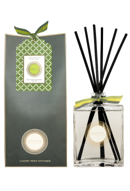 White Grapefruit & May Chang reed diffuser set (refillable), 500 ml